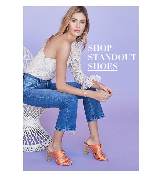 Shop Standout Shoes