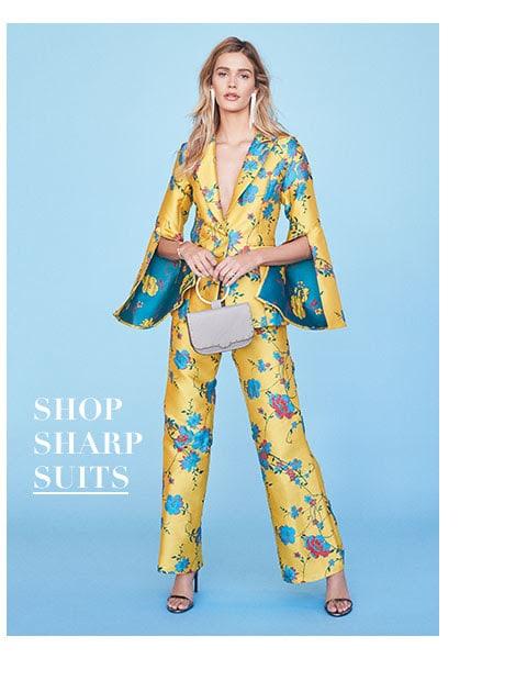 Shop Sharp Suits