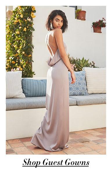 Shop guest gowns