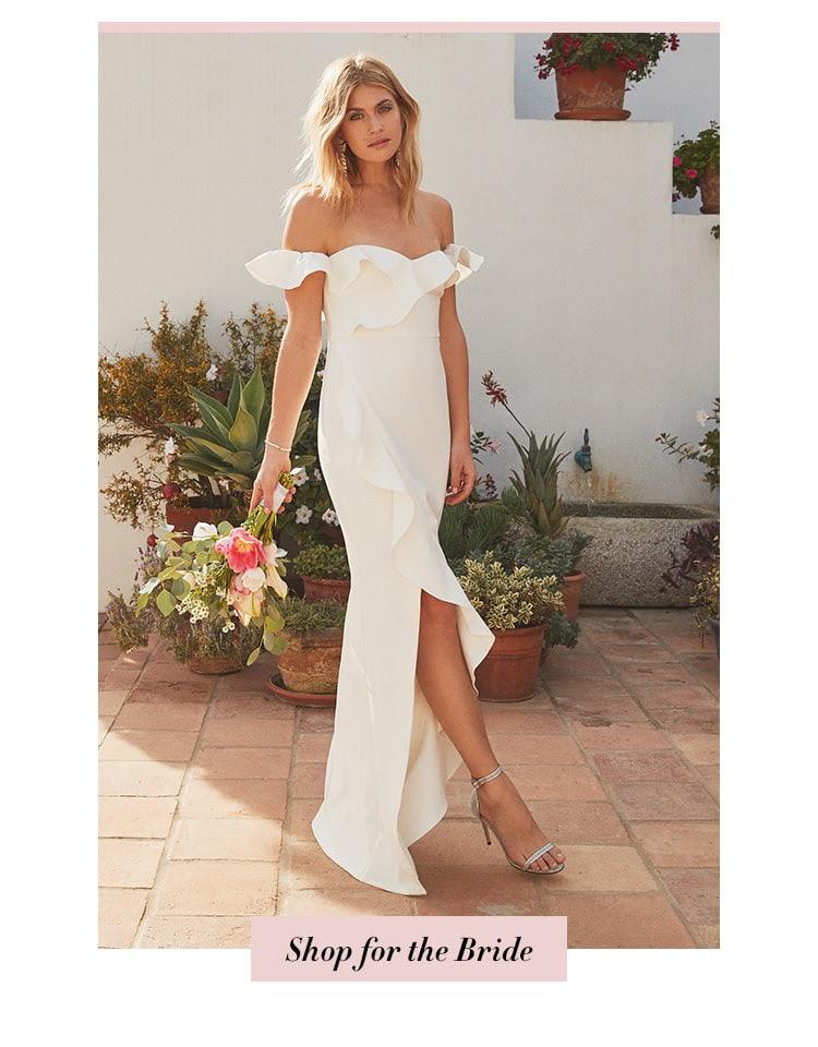 bridesmaid dresses revolve
