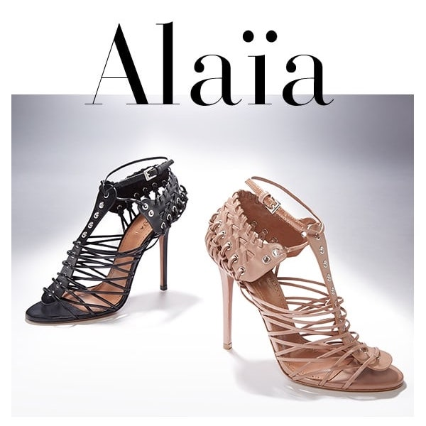 Alaia Spring 2018 Collection at Saks Fifth Avenue