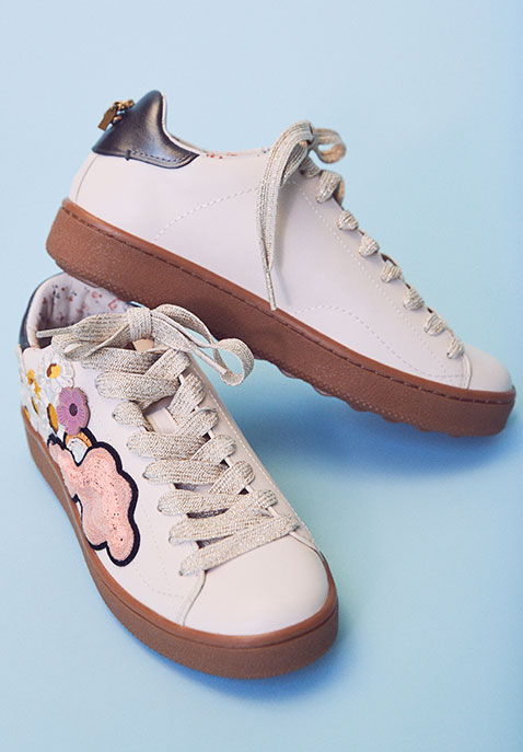Coach 1941 Cloud Patches Sneaker