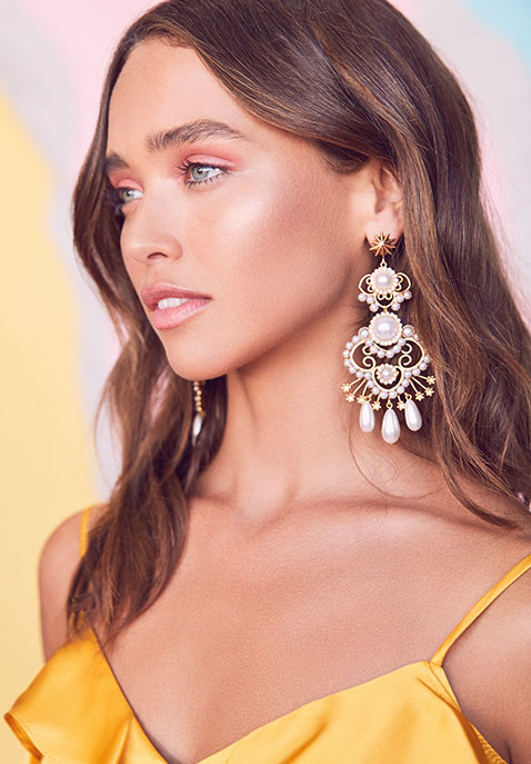 Elizabeth Cole Josephine Earrings
