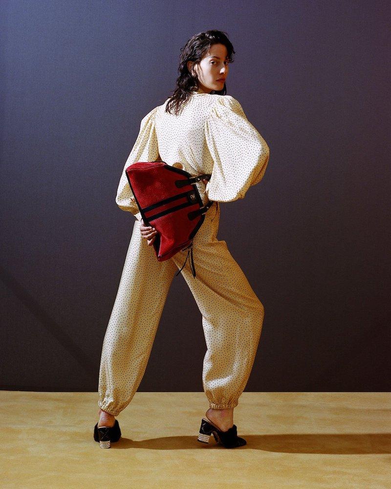Gucci Linea Small Web-Striped Bag