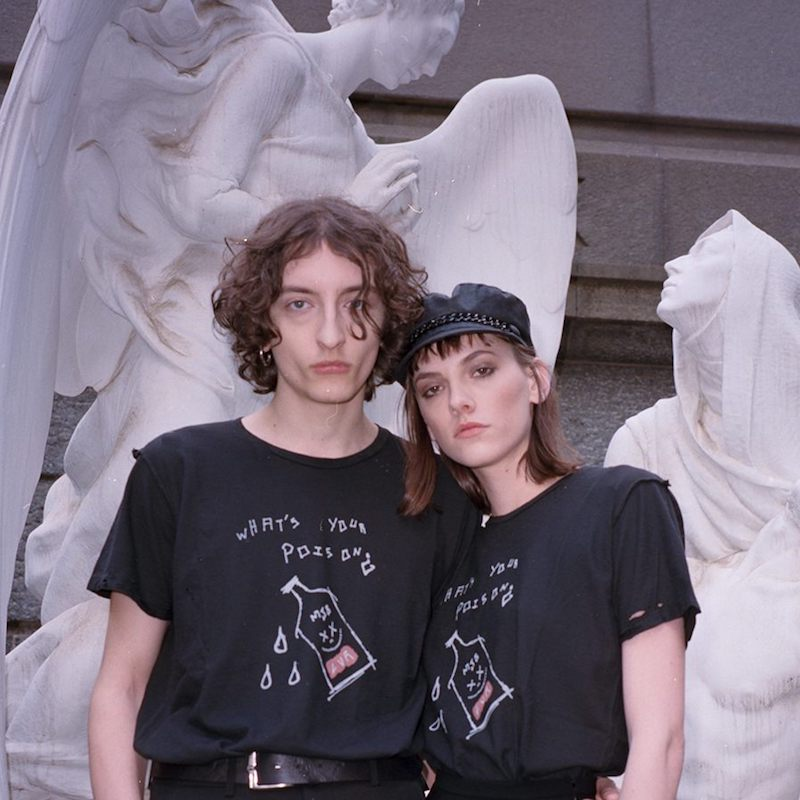 LVR Editions x MJB - Marc Jacques Burton What's Your Poison T-Shirt