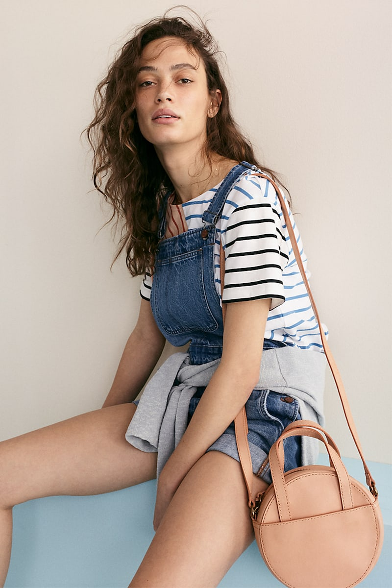 Madewell The Juno Circle Crossbody Bag