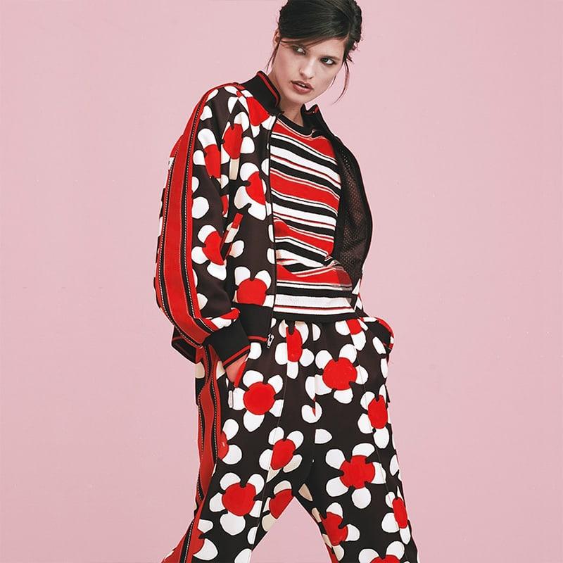 Marc Jacobs Daisy Tracksuit Jacket