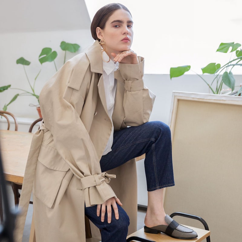& Other Stories New Trench in Town for Spring 2018