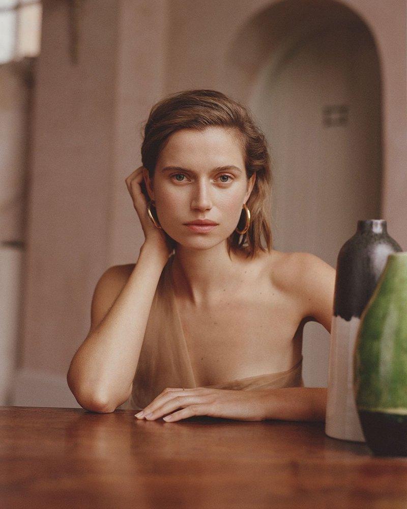 Preen by Thornton Bregazzi Dominique One-Shoulder Dress