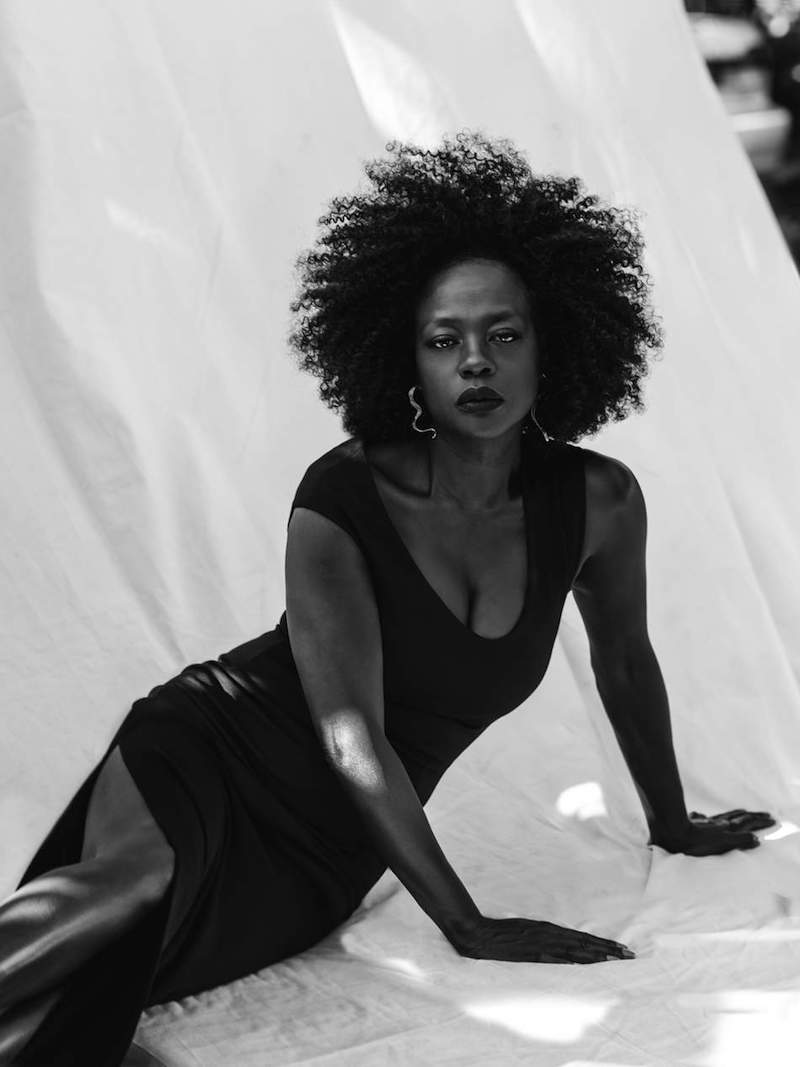 Strong Statements: Viola Davis for The EDIT – NAWO