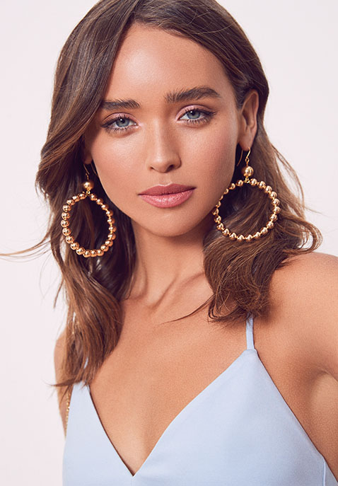 Vanessa Mooney The Crawford Earrings