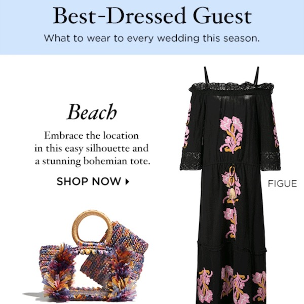 What to Wear for Wedding Season Spring 2018