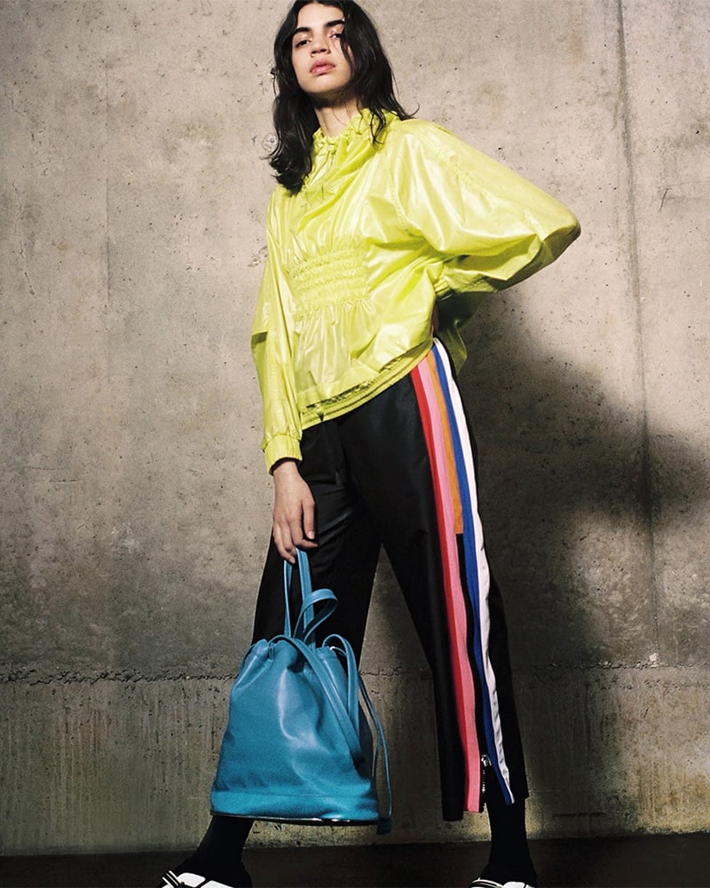 adidas x Stella McCartney Tech-Fabric Pullover Jacket