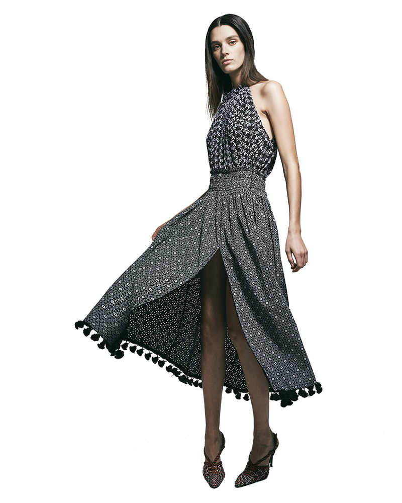 Altuzarra Vivienne A-Line Dress