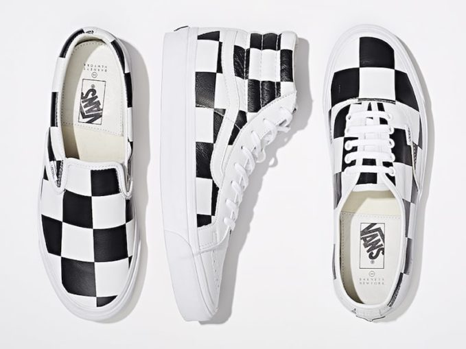 BNY Sole Series x Vans Spring 2018 Capsule Collection