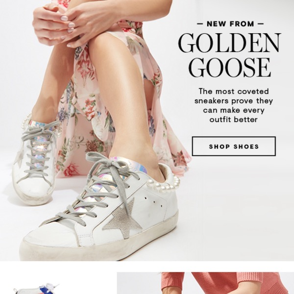 How to Wear Your Golden Goose Kicks Everywhere