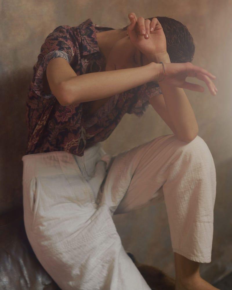 Isabel Marant Floral-Print Shirt