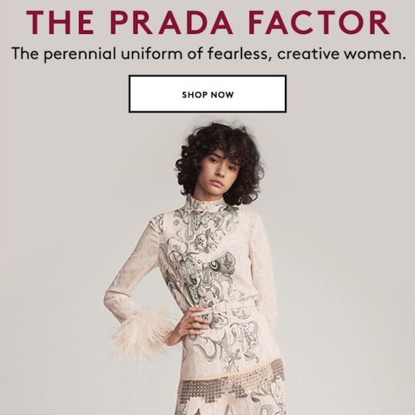 Next-Level Cool: Spring 2018 The Prada Factor