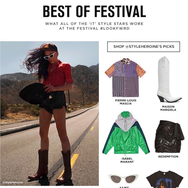 Spotted at the Shows: Best of Festival 2018