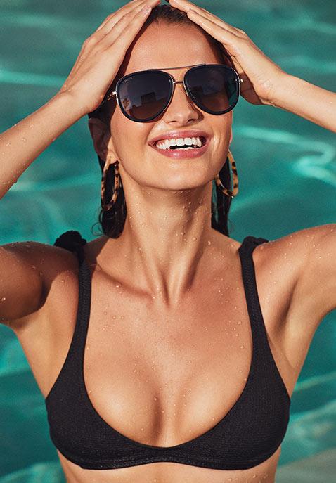Suboo Bow Bikini Top