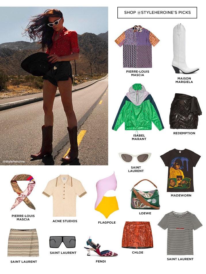 Styleheroine - Shop styleheroine's picks