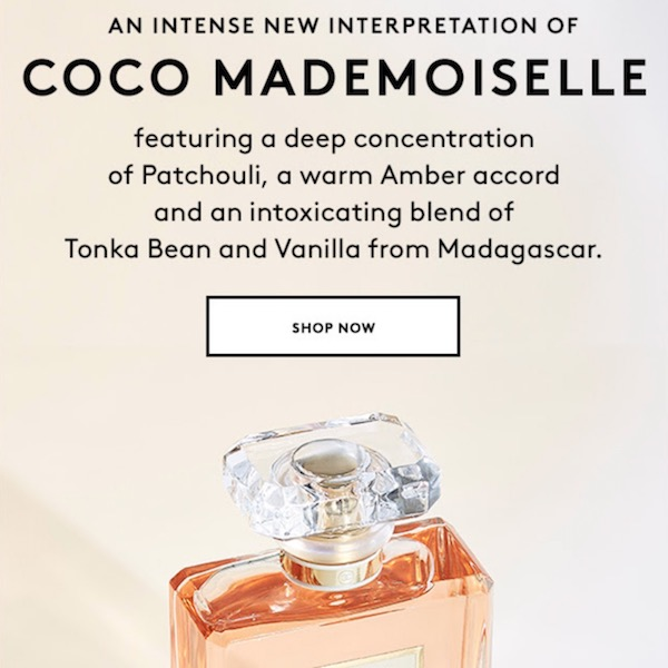 A Must-Try Fragrance: CHANEL Coco Mademoiselle Perfume