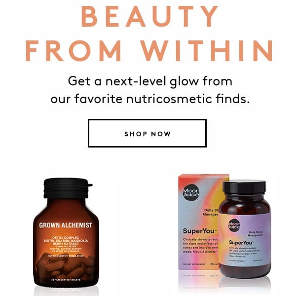 Beauty From Within: Beauty Nutricosmetics for Total Well-Being