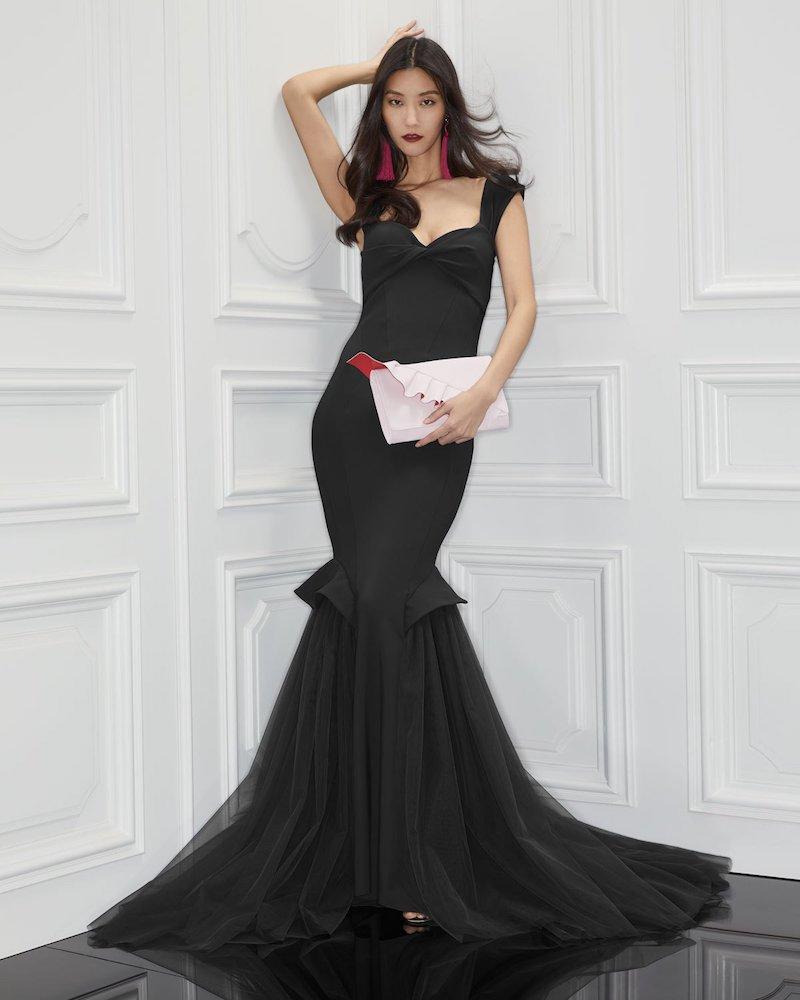 Chiara Boni La Petite Robe Grace Sweetheart Illusion Tulle Gown