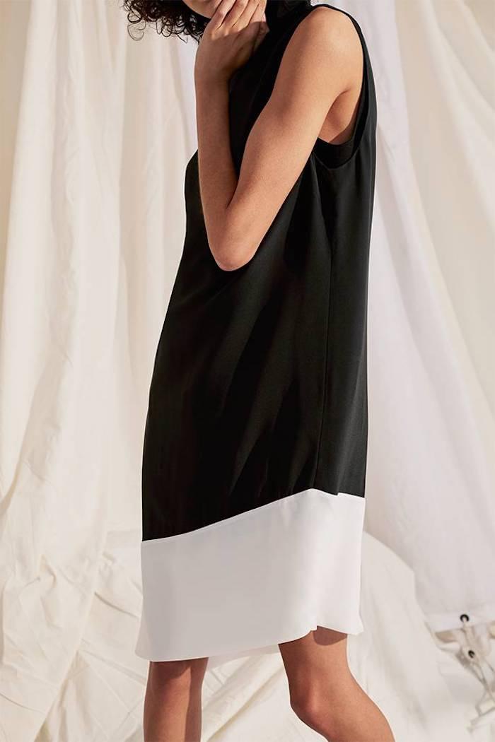 Club Monaco Quynh Silk Dress