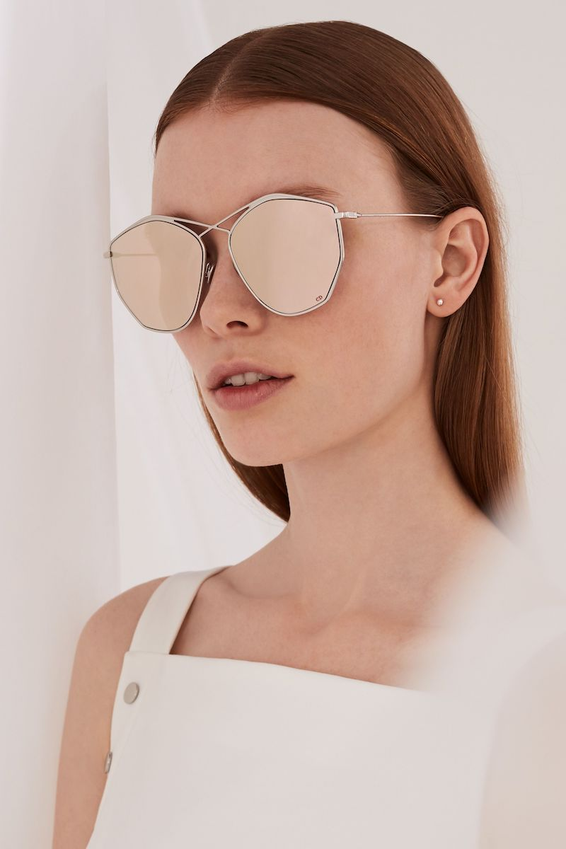 Dior 59mm Metal Sunglasses