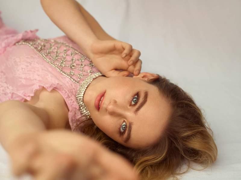 Dodo Bar Or Ruffled Crystal-Embellished Lace Midi Dress