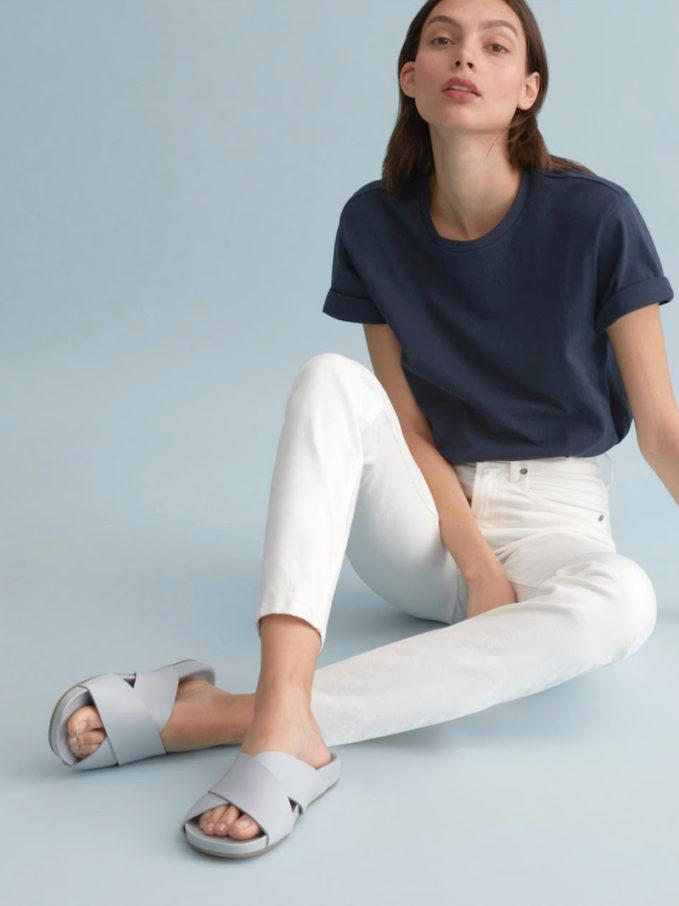 Everlane Form Crossover Sandal