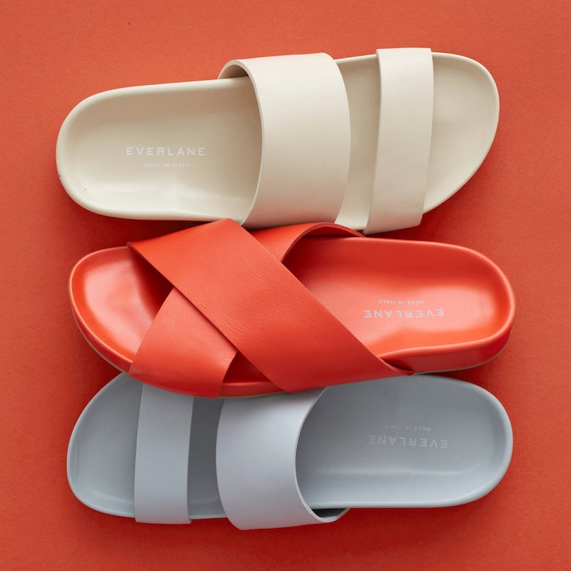 Everlane Form Sandal