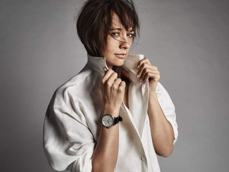 Frame Oversized Linen-Blend Shirt