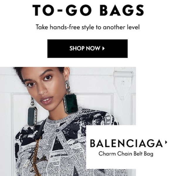 To-Go Bags: Hands-Free Bags You'll Never Want to Take Off