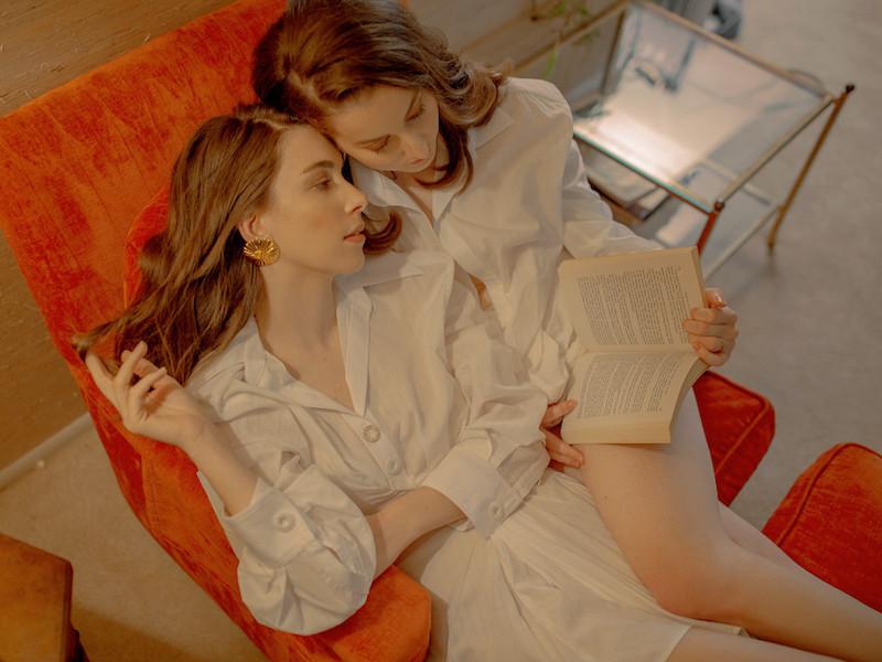 Jacquemus White 'La Tunique Maceio' Shirt Dress