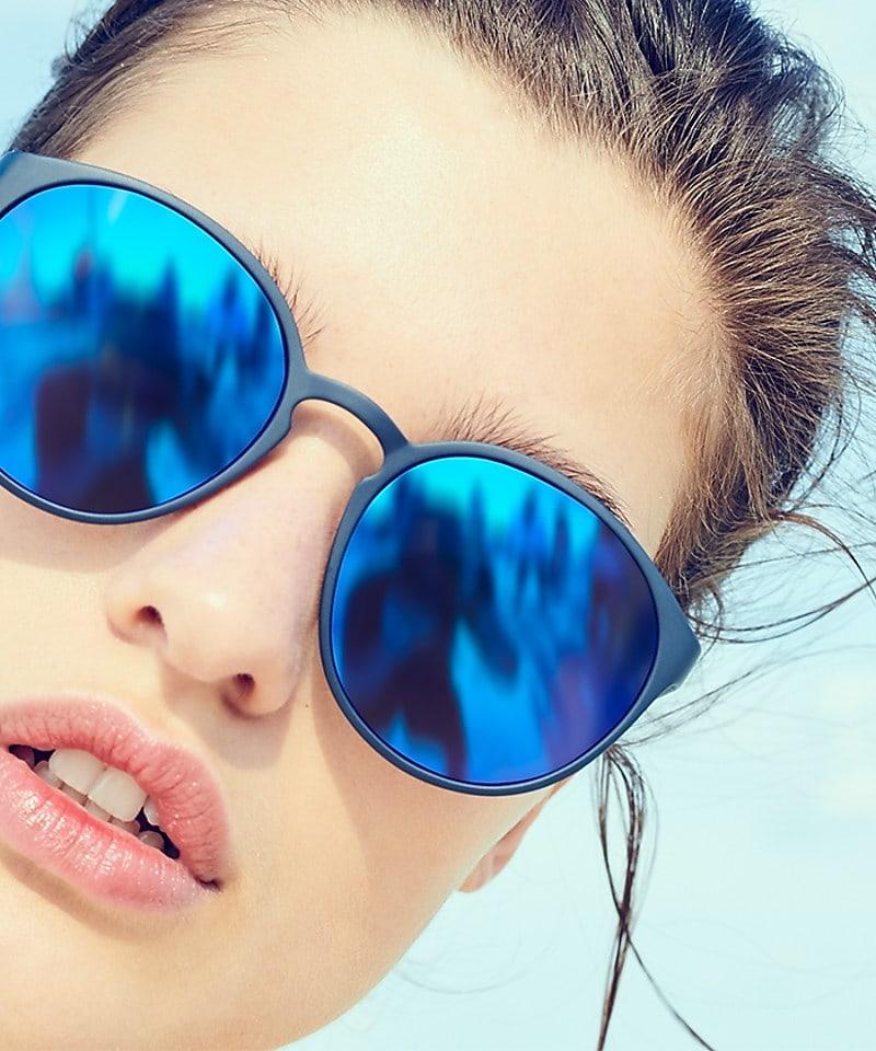 Le Specs for J.Crew Swizzle Sunglasses
