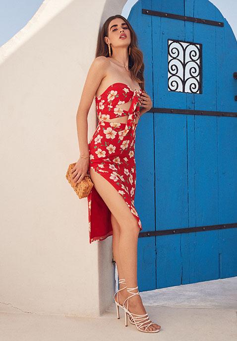MAJORELLE Cookie Dress