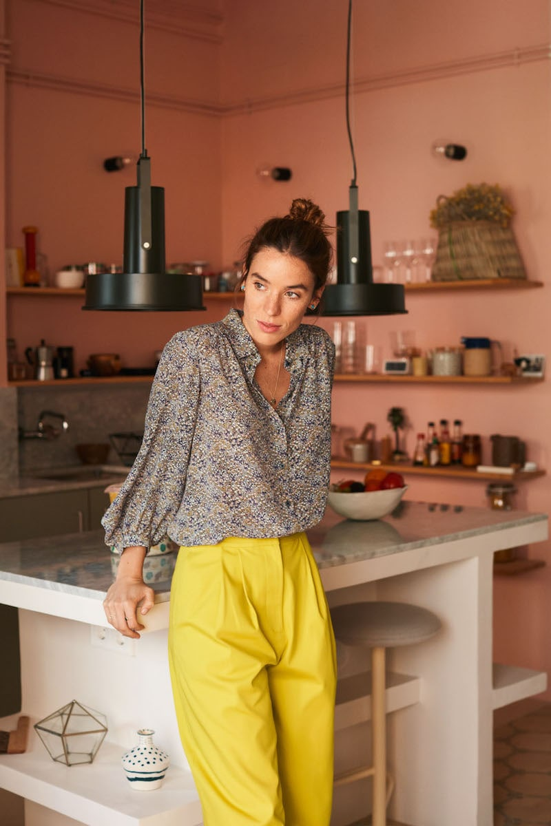 & Other Stories Loose Fit Trousers