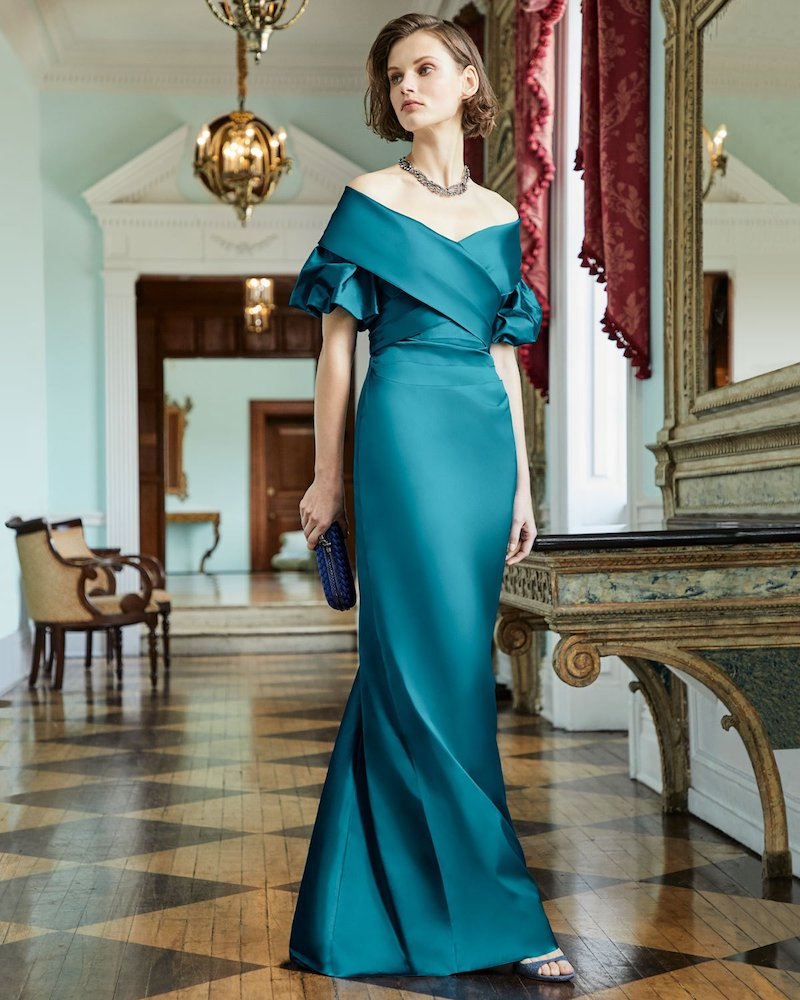 ONLYATNM // Rickie Freeman for Teri Jon Spring 2018 Gown Collection ...