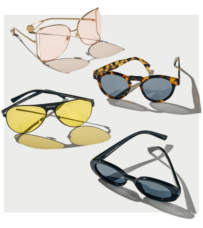 Summer Sunnies: Sunglasses for Summer 2018