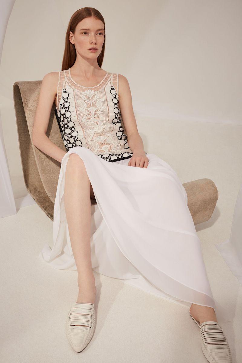 Tory Burch Helena Dress