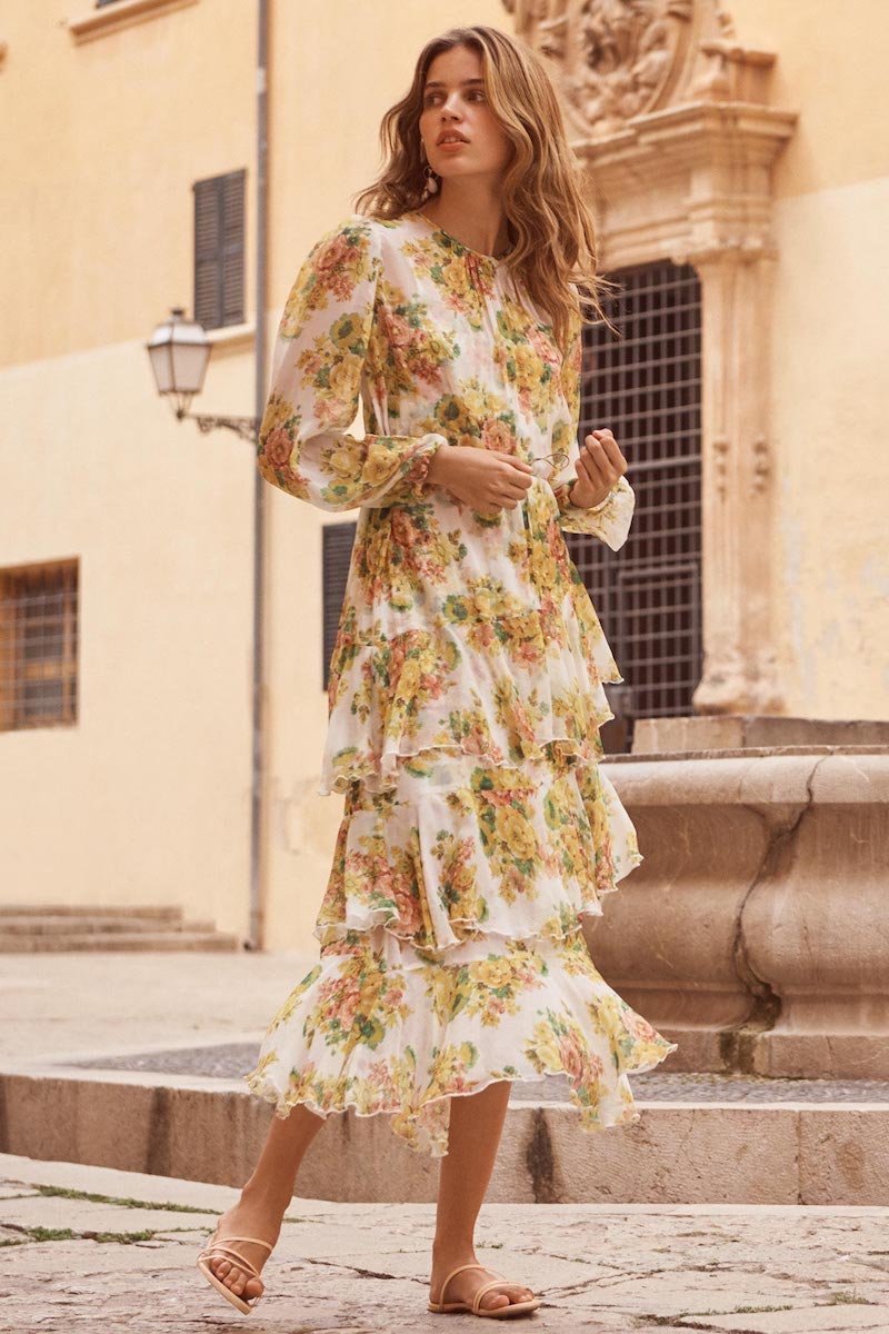 Zimmermann Spring 2018 Lookbook at SHOPBOP – NAWO