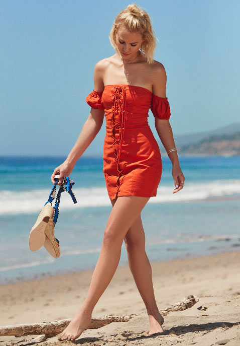 ale by alessandra x REVOLVE Rosario Dress