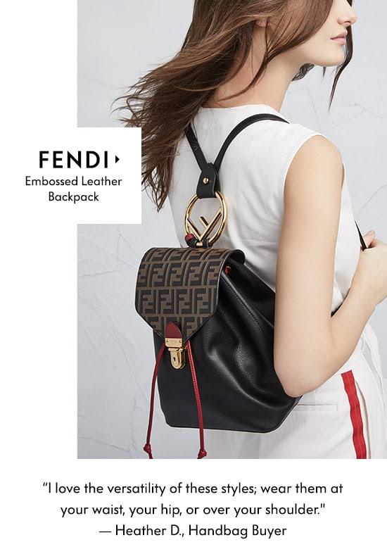 Shop Fendi