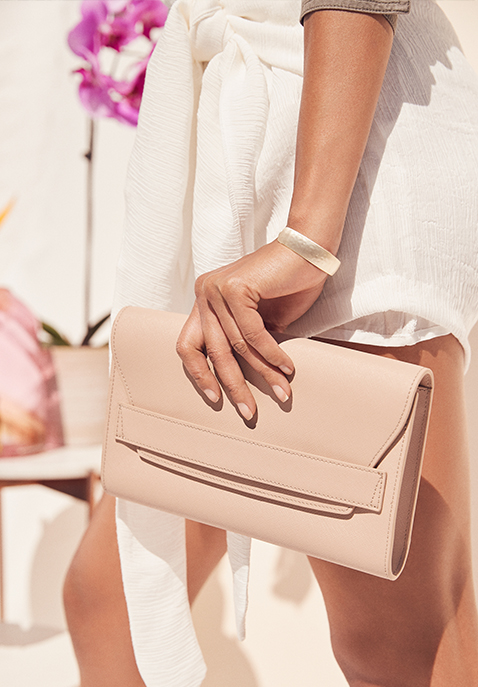 the daily edited Fold Clutch
