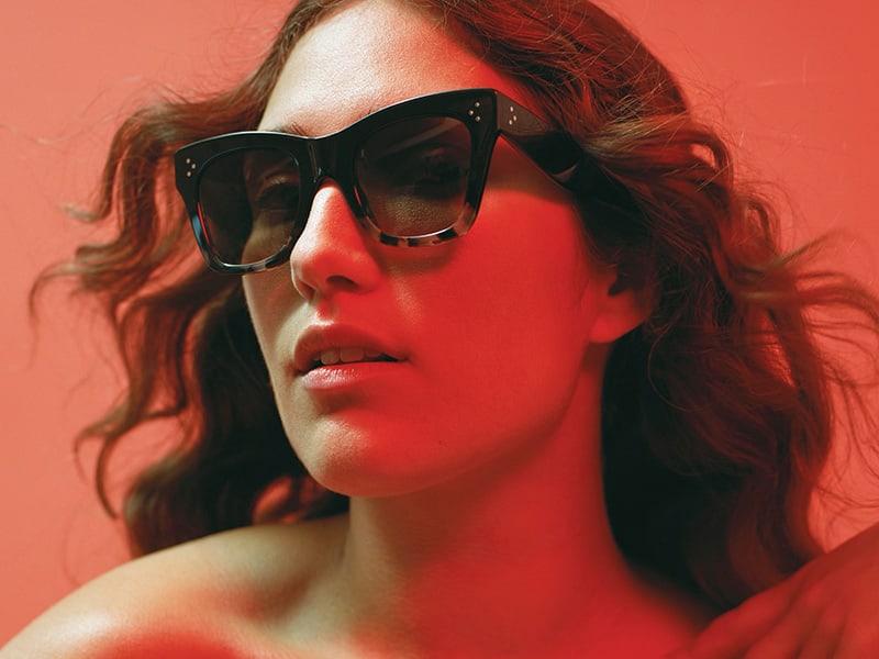 Céline Squared Cat-Eye Sunglasses
