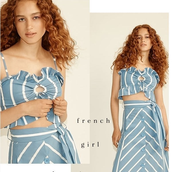 French Girl Favorites From Maje Summer 2018