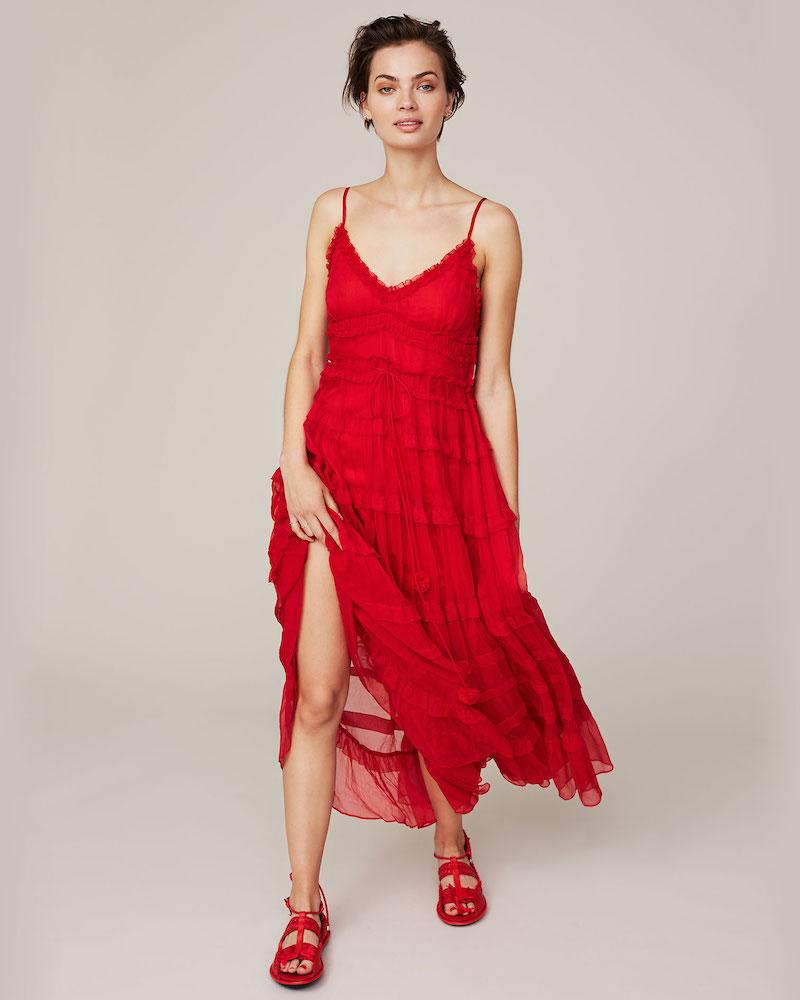 Lee Mathews Eliza Ballerina Dress