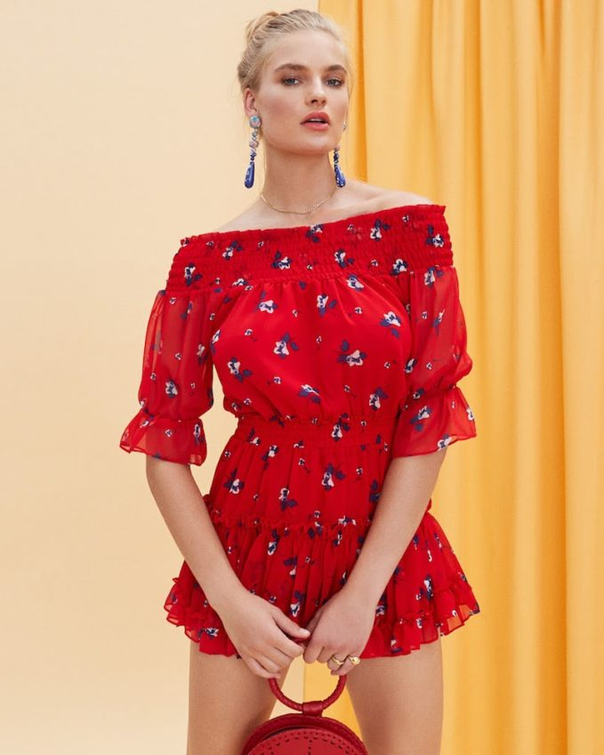 MISA Los Angeles MISA X REVOLVE Los Angeles Darla Dress
